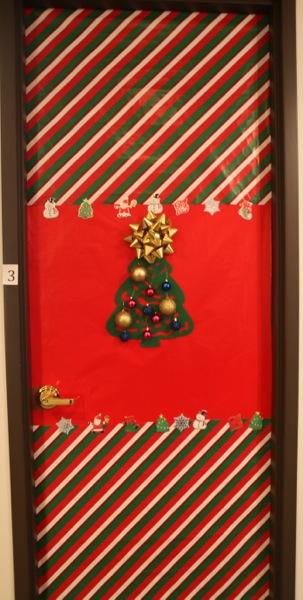Christmas Challenge: The Super Duper Christmas-tastic Door ...