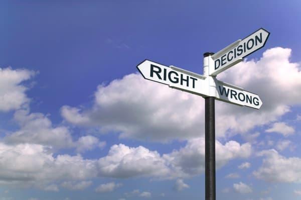 Choosing the right company