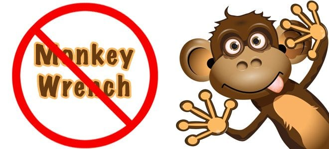 Throwing a Monkey Wrench Into Your Video Edit