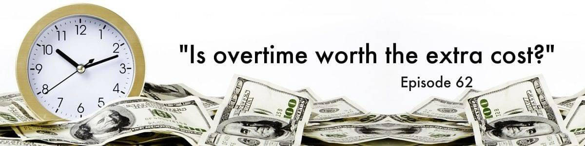 """""""How to avoid overtime?"""" Video Answers. Episode 62."""